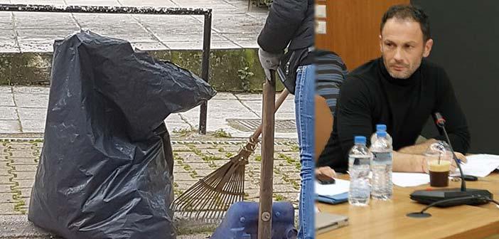 Δ. Κατραμάδος: Με σκούπα & σακούλα η οδοκαθαριότητα σε Λυκόβρυση – Πεύκη
