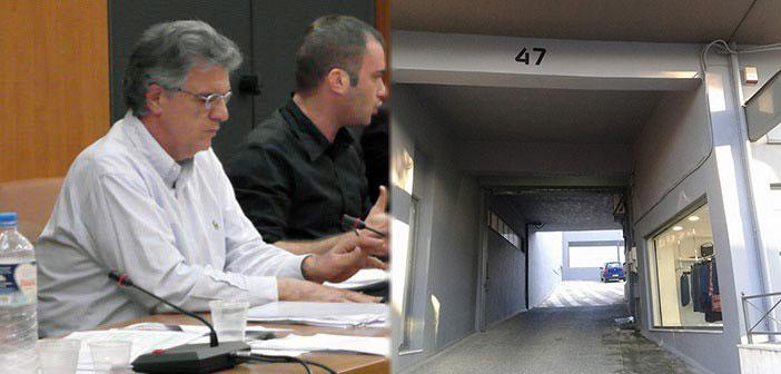 Γ. Θεοδωρακόπουλος: Καταγγελία κατοίκων Λυκόβρυσης για λειτουργία εργαστηρίου καφέ