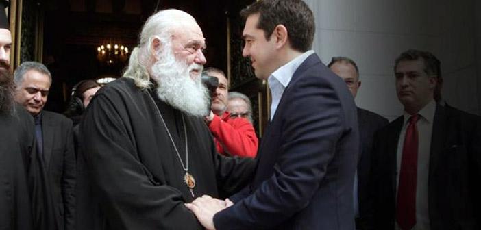 Κυβέρνηση: Ελπίζει σε λύση για το Σκοπιανό με τη… βοήθεια του Θεού