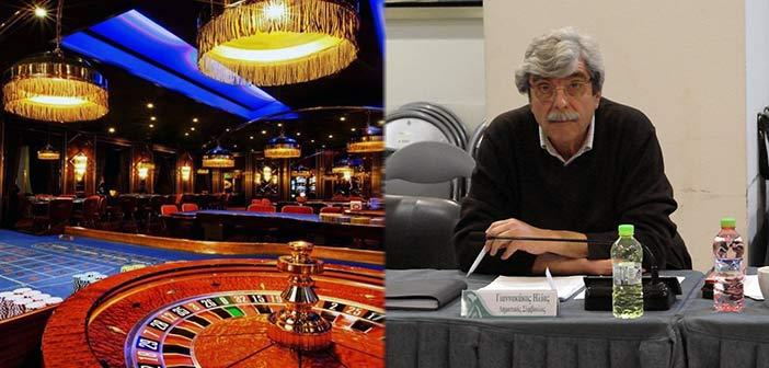 Λ. Μαγιάκης: Σημαντικό γεγονός το ψήφισμα του ΠΕ.ΣΥ. Αττικής κατά της μετεγκατάστασης του καζίνο στο Μαρούσι