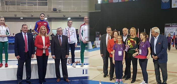 Η Περιφέρεια Αττικής αρωγός σε σημαντικές αθλητικές εκδηλώσεις