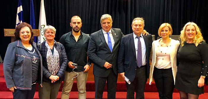 Ενδιαφέρουσα ομιλία για την Τρίτη Ηλικία, με τη στήριξη του Δήμου Αμαρουσίου