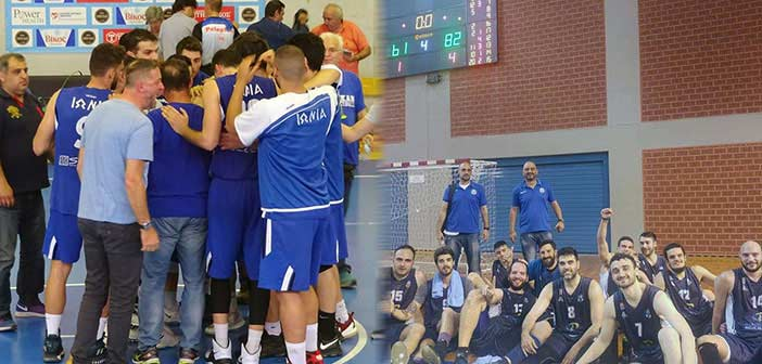 Νίκες για ΚΑΠ, Νέα Ιωνία και Πεντέλη στην 23η αγωνιστική της Γ' Εθνικής μπάσκετ