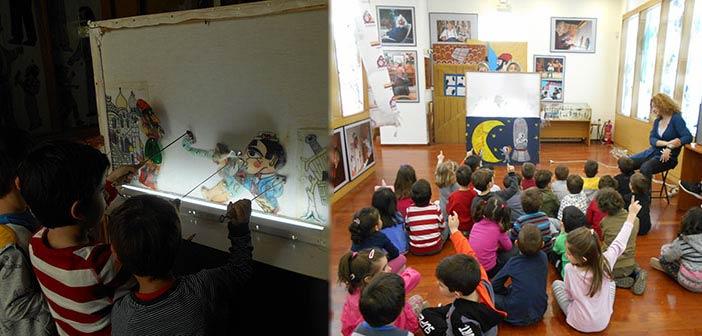 Επίσκεψη παιδιών των Παιδικών Σταθμών Δήμου Αμαρουσίου στο Σπαθάρειο Μουσείο