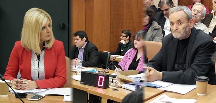 Πατούλη και Σκαμάκης απαιτούν να έρθει το θέμα της επιχείρησης καφέ στη Λυκόβρυση στο Δ.Σ.