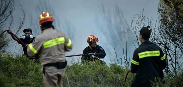 Εκτός του Προγράμματος Κοινωφελούς Εργασίας για την Πυροπροστασία οι Σύνδεσμοι της Αττικής