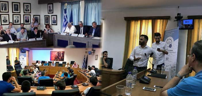 Γ. Πατούλης: Ξεπέρασε κάθε προσδοκία η συμμετοχή νέων ανθρώπων στον Μαραθώνιο Καινοτομίας της ΚΕΔΕ