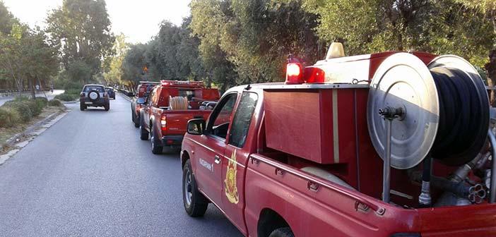 Πρόσληψη 20 εργαζομένων στην πυρασφάλεια Δήμου Παπάγου – Χολαργού
