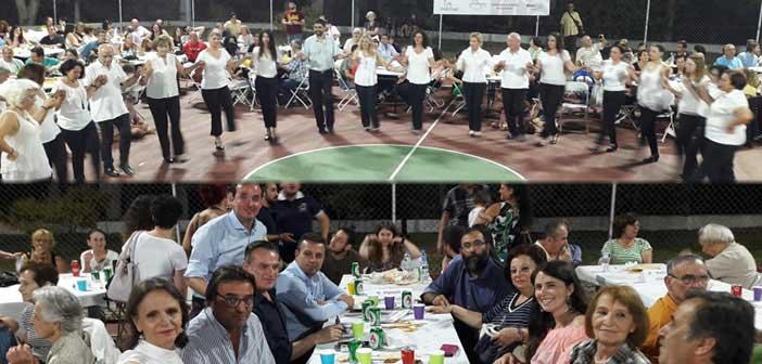 Ο Σύλλογος «Η Δωδώνη» ευχαριστεί όσους βοήθησαν στο γλέντι του Κλήδονα
