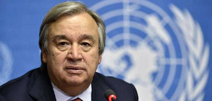 Λύπη Γκουτέρες για την αποχώρηση των ΗΠΑ από το Συμβούλιο Ανθρωπίνων Δικαιωμάτων