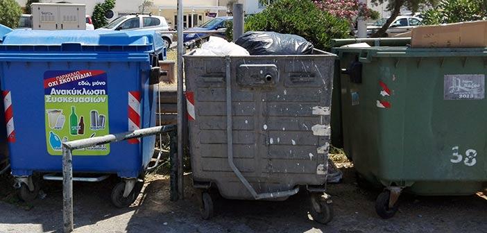 Απεργία στην υπηρεσία Καθαριότητας – Έκκληση του Δήμου Πεντέλης στους δημότες για τα απορρίμματα