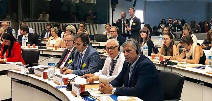 Παρέμβαση Γ. Πατούλη για την Κλιματική Αλλαγή στην Ευρωπαϊκή Επιτροπή Περιφερειών