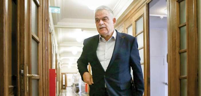 Παραιτήθηκε ο Νίκος Τόσκας – Στον υπουργό Εσωτερικών οι αρμοδιότητες Προστασίας του Πολίτη