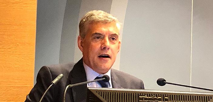 Στο ετήσιο τακτικό συνέδριο της ΚΕΔΕ ο πρόεδρος της ΕΝΠΕ, Κ. Αγοραστός