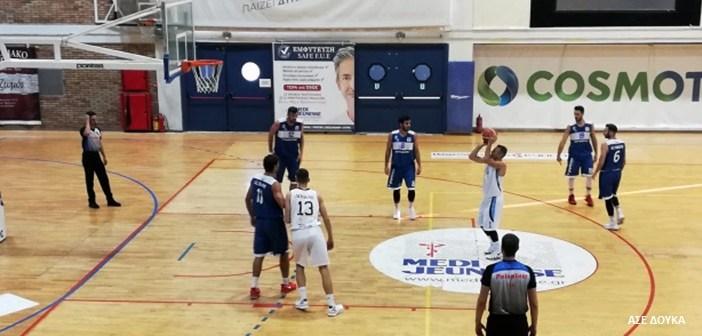 Β' Εθνική μπάσκετ: Νίκη – θρίλερ του Δούκα επί του Παπάγου, ήττες για Πεντέλη και Πανερυθραϊκό στην 3η αγωνιστική