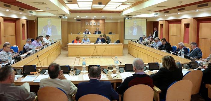 Συνεδριάζει αύριο το Διοικητικό Συμβούλιο της ΚΕΔΕ