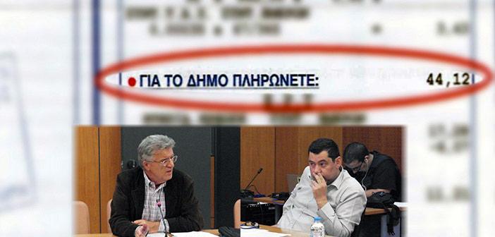 Γ. Θεοδωρακόπουλος: Θα μειώσει επιτέλους τα δημοτικά τέλη η διοίκηση Μαυρίδη;
