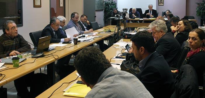 Συνεδριάζει το Δημοτικό Συμβούλιο Αγίας Παρασκευής στις 12 Δεκεμβρίου