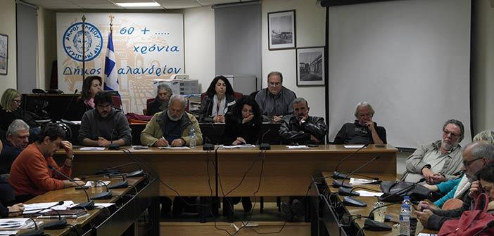 Με το… στανιό και κατά πλειοψηφία το ψήφισμα του Δ.Σ. Χαλανδρίου κατά του καζίνο στο Μαρούσι