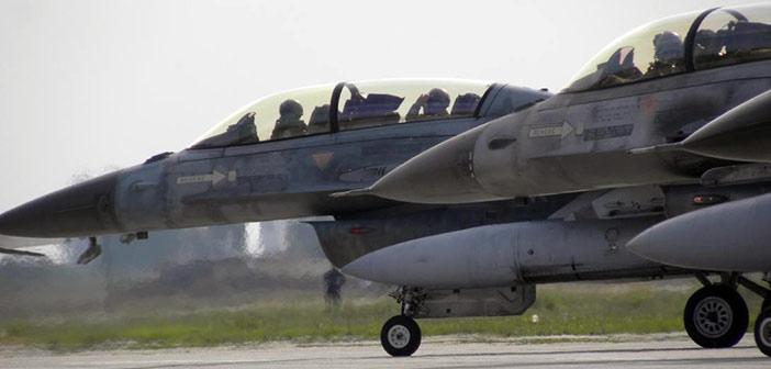 Πάνω από 2.700 οι παραβιάσεις του εθνικού εναέριου χώρου από τουρκικά μαχητικά μέχρι τον Σεπτέμβριο