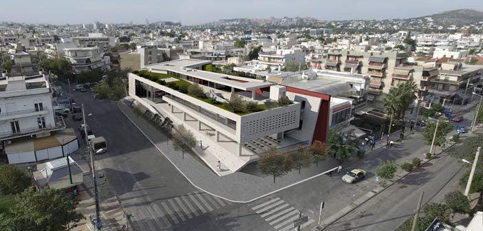 20.500.000 ευρώ για το νέο δημαρχείο Χαλανδρίου