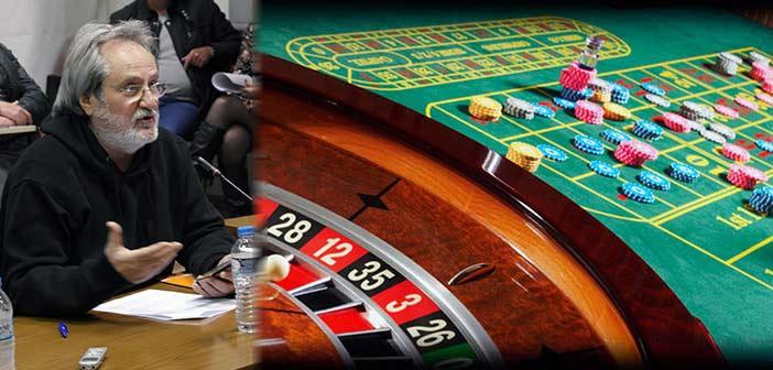 Γ. Θωμάς: Λέμε ΟΧΙ στην εγκατάσταση του καζίνο στα όρια των Δήμων Χαλανδρίου – Αμαρουσίου