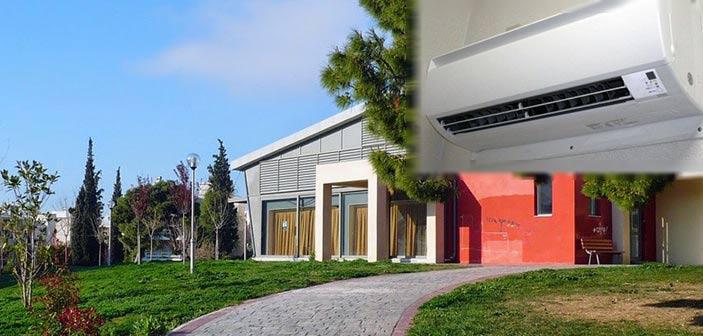 Κλιματιζόμενος χώρος στον Δήμο Βριλησσίων για προστασία από τον καύσωνα