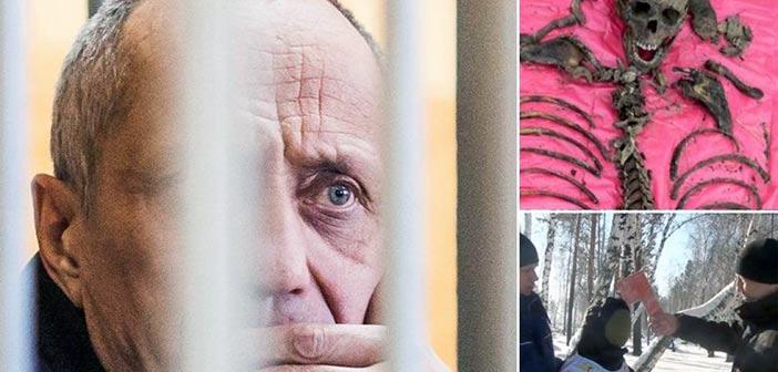 Καταδικάστηκε ο «λυκάνθρωπος», ο χειρότερος serial killer στην ιστορία της Ρωσίας