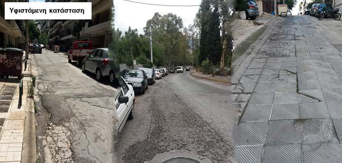 2,9 εκατ. ευρώ από την Περιφέρεια Αττικής στον Δήμο Βύρωνα για έργα οδοποιίας