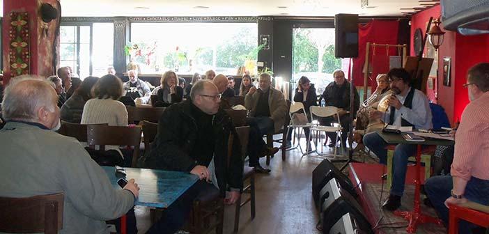 Τον Γιώργο Καραμέρο στηρίζει η παράταξη Όλοι Μαζί για το Μαρούσι