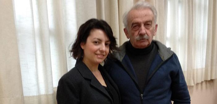 Υποψήφια δημοτική σύμβουλος με τη Δημοτική Συμμαχία η Ζ. Νικολαΐδη