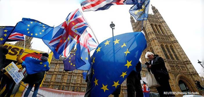 Στις 14 Μαρτίου το βρετανικό κοινοβούλιο ψηφίζει για αναβολή του Brexit