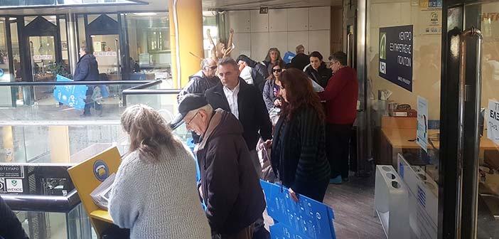 Νέα δωρεάν διανομή μπλε κάδων ανακύκλωσης για τους Ηρακλειώτες