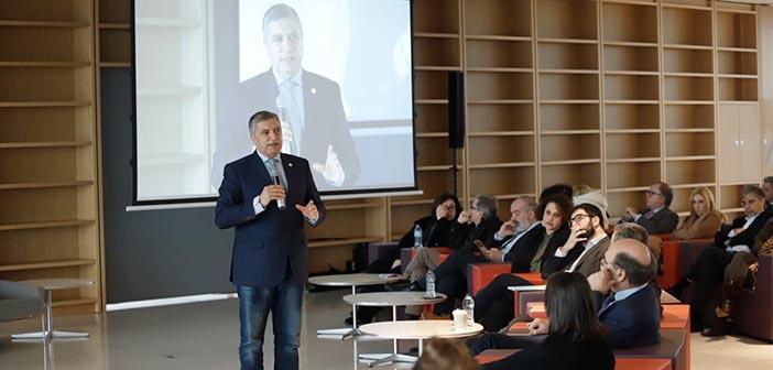 Γ. Πατούλης: Χρειάζεται στρατηγική για τη δημιουργία υγιών Δήμων και πόλεων