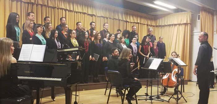 Πασχαλινή συναυλία από τη Μικτή Χορωδία Δήμου Κηφισιάς