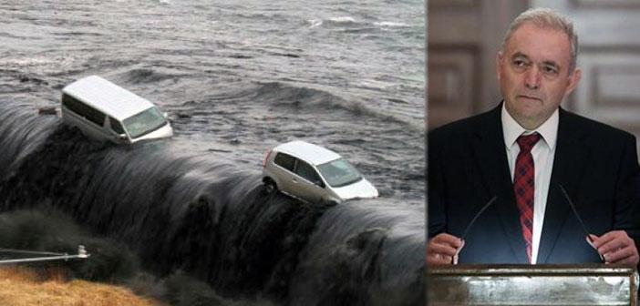 Ανησυχεί για τσουνάμι στο Αιγαίο ο Ευθύμης Λέκκας