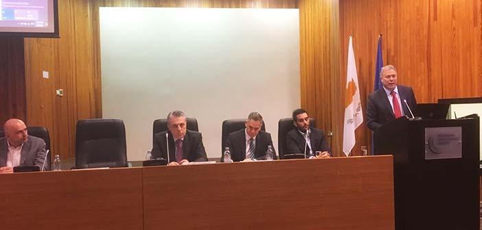 Επίσημος ομιλητής σε ημερίδα του Δημοκρατικού Κόμματος στην Κύπρο ο Γ. Σγουρός