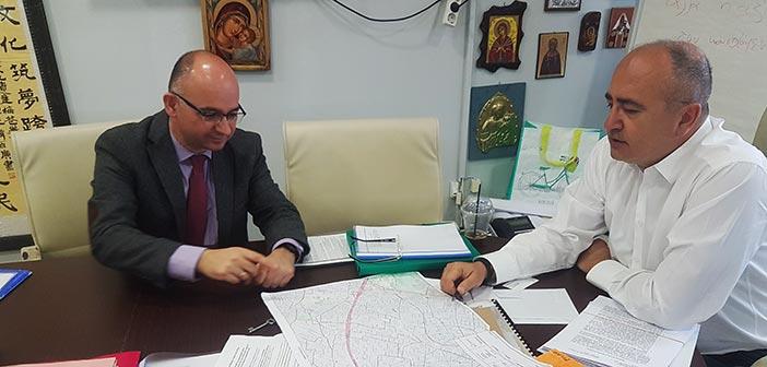 Ξεκίνησαν οι περιπολίες φύλαξης των δημοτικών κτηρίων και των σχολείων του Δήμου Ηρακλείου Αττικής