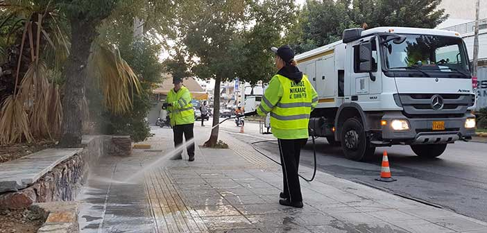 Δήμος Νίκαιας – Αγ. Ι. Ρέντη: Πόλη καθαρή, πόλη κοντά στον δημότη