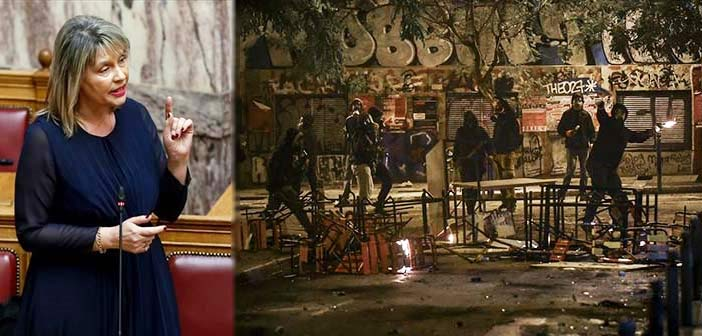 K. Παπακώστα: Τα Εξάρχεια είναι η… Μονμάρτη της Αθήνας!