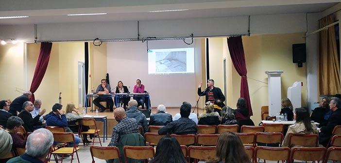 Γαλάτσι Ζούμε Εδώ: Καλοστημένη παράσταση η συζήτηση για την Παιδεία με «σκηνοθέτη» τον κ. Μαρκόπουλο