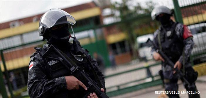 Βραζιλία: 42 κρατούμενοι νεκροί σε τέσσερις φυλακές στην πολιτεία Αμαζόνας