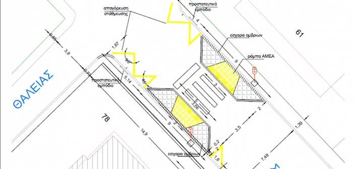 Δήμος Παπάγου-Χολαργού: Αναληθές φυλλάδιο για το έργο της οδού Σαρανταπόρου στον Χολαργό