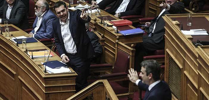 Αλέξης Τσίπρας και Κυριάκος Μητσοτάκης: οι ηγέτες που μας αξίζουν;