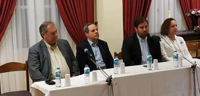 Γ. Παπαδημητρίου: Αφήνουμε τον απερχόμενο δήμαρχο, κλεισμένο στην πλαστή πραγματικότητα των επικοινωνιολόγων