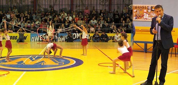 Εντυπωσίασαν οι επιδείξεις Ελεύθερης και Ρυθμικής Γυμναστικής του Αθλητικού Κέντρου Αμαρουσίου