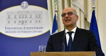 Νίκος Δένδιας: Η Τουρκία να επιστρέψει στη λογική