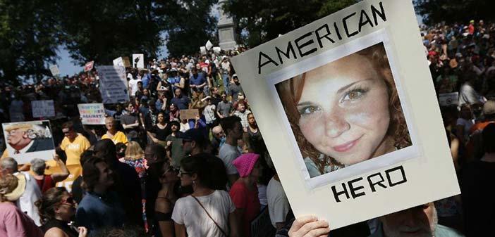 ΗΠΑ: Iσόβια και 491 χρόνια κάθειρξης σε νεοναζί για τον θάνατο διαδηλώτριας