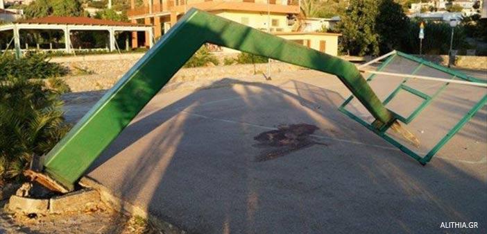 Χίος: Νεκρός 19χρονος Μαρουσιώτης από πτώση μπασκέτας, κρατείται ο δήμαρχος