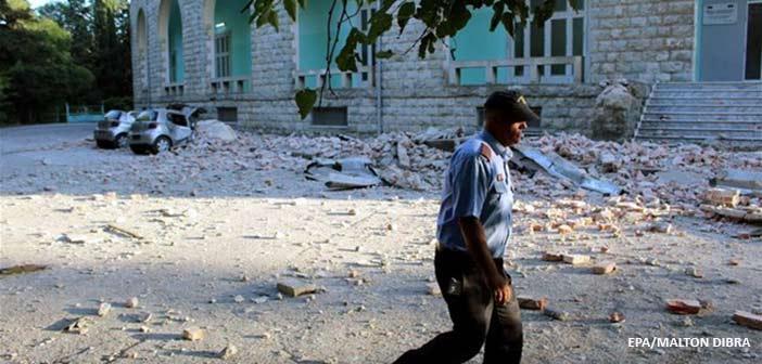 Αλβανία: Η εικόνα μετά τον ισχυρότερο σεισμό των τελευταίων 30 ετών